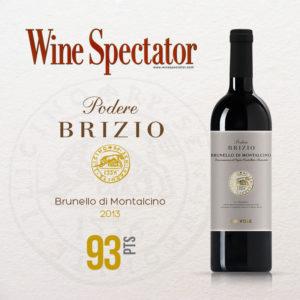 Brunello di Montalcino 2013, Wine Spectator