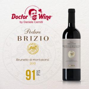 Brunello di Montalcino DOCG 2013, Doctor Wine